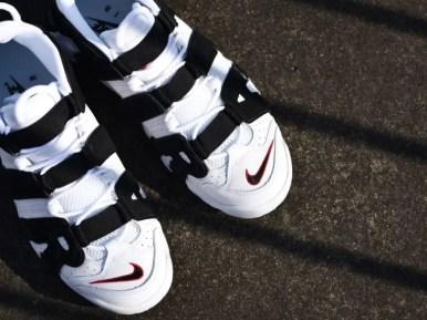 "Nike Air More Uptempo ""IN YOUR FACE"" (ナイキ エア モア アップテンポ ""イン ユア フェイス"") 414962-105"