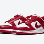 "Nike Dunk Low ""University Red"" (ナイキ ダンク ロー ""ユニバーシティ レッド"") CU1727-100"