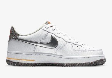 "Nike Air Force 1 Low ""Crater"" (ナイキ エア フォース 1 ロー ""クレーター"") DB1558-100"