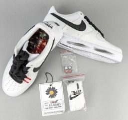 PEACEMINUSONE Nike Air Force 1 2.0 DD3223-100 ピースマイナスワン ナイキ エアフォース 1 パラノイズ ホワイト コラボ charm