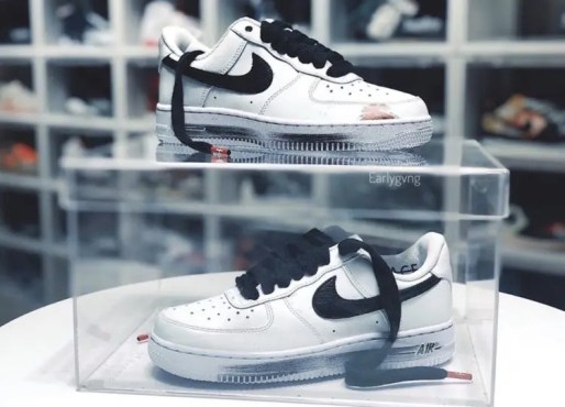 "PEACEMINUSONE × Nike Air Force 1 ""Para-noise"" White (ピースマイナスワン × ナイキ エア フォース 1 ""パラノイズ"" ホワイト) DD3223-100"