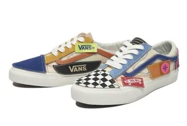 Vans Vault × Taka Hayashi Old Skool バンズ ボルト × タカ ハヤシ オールドスクール VN0A4UX617O main