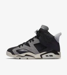 "Nike WMNS Air Jordan 6 ""Tech Chrome"" ナイキ ウィメンズ エア ジョーダン 6 ""テック クローム"" CK6635-001 left"