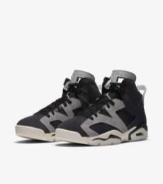 "Nike WMNS Air Jordan 6 ""Tech Chrome"" ナイキ ウィメンズ エア ジョーダン 6 ""テック クローム"" CK6635-001 main"