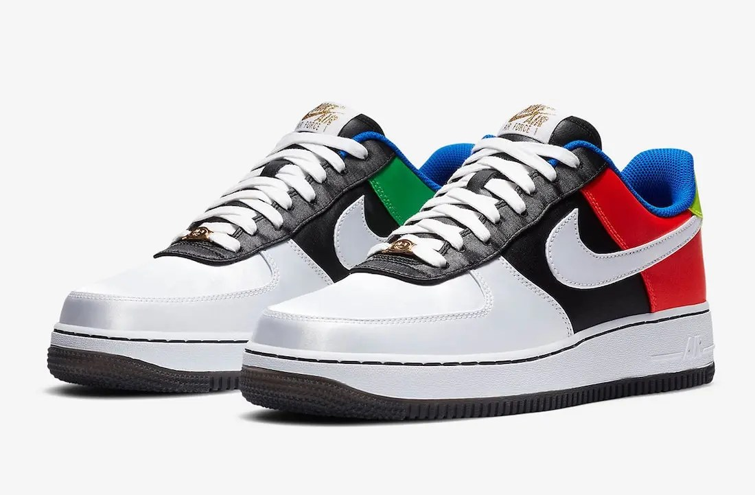 "BAIT Japan × Nike ""Hidden Message"" Pack (日本限定 ナイキ ""ヒドゥン メッセージ"" パック) DA1344-014, DA1345-014, CZ8698-074 air force 1 main"