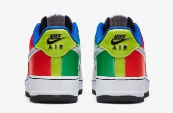 "BAIT Japan × Nike ""Hidden Message"" Pack (日本限定 ナイキ ""ヒドゥン メッセージ"" パック) DA1344-014, DA1345-014, CZ8698-074 air force 1 back"