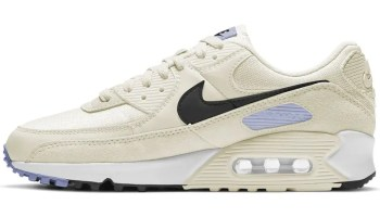 NIKE (WMNS) AIR MAX 90 SAIL WHITE GHOST CZ6221-100-02