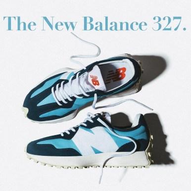 New Balance MS327 (ニューバランス MS327)