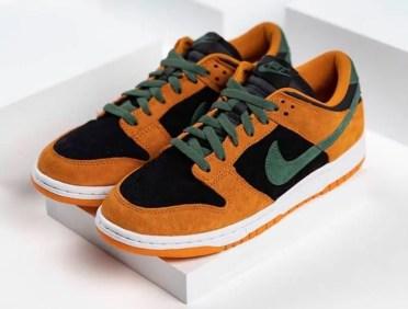 """Nike Dunk Low """"Ceramic"""" (ナイキ ダンク ロー """"セラミック"""") DA1469-001 pair front"""
