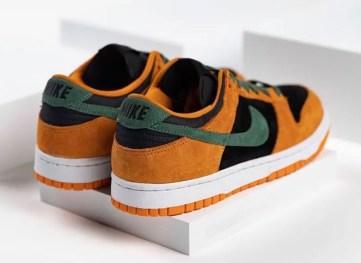 """Nike Dunk Low """"Ceramic"""" (ナイキ ダンク ロー """"セラミック"""") DA1469-001 pair back"""