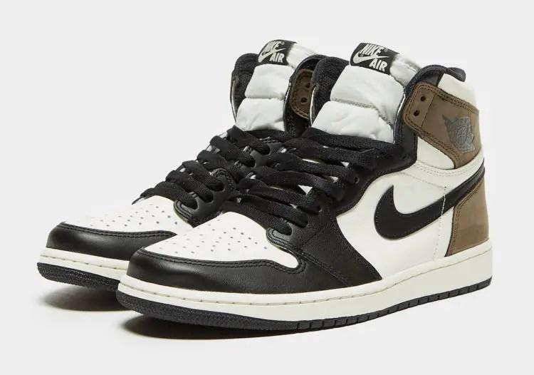 "Nike Air Jordan High ""Dark Mocha"" ナイキ エアジョーダン ハイ ""ダークモカ"" 555088-105 main"