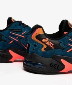 アシックス スポーツスタイル ゲル カヤノ 5 OG 1021A479-400 close heel