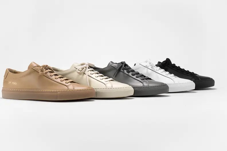 COMMON PROJECTS Sneakers for Women コモン プロダクト スニーカー ウィメンズ