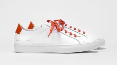 COMMON PROJECTS Sneakers for Women コモン プロダクト スニーカー ウィメンズ 赤 レッド