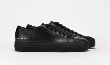 COMMON PROJECTS Sneakers for Women コモン プロダクト スニーカー ウィメンズ ブラック
