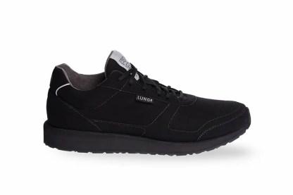 Lunge Sneakers Running Daily ルンゲ スニーカー ウォーキング シューズ ブラック