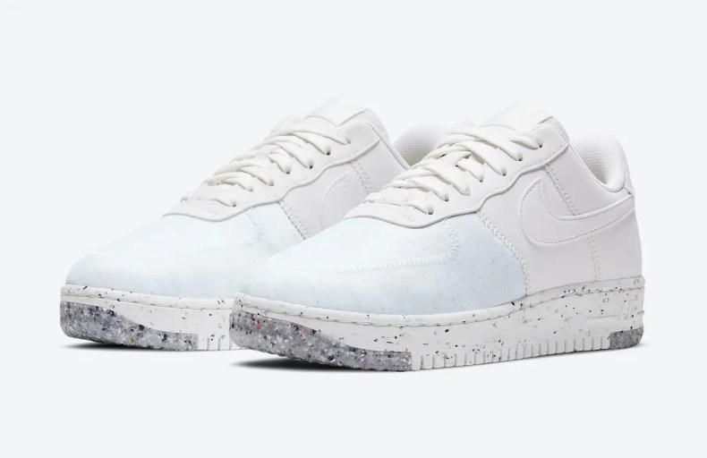 ナイキ エア フォース 1 クレーター フォーム サミット ホワイト CT1986-100 Nike Air Force 1 Crater Foam Summit White main