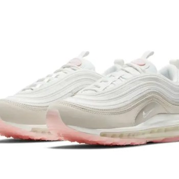 Nike Air Max 97 Summit White And Pink-01
