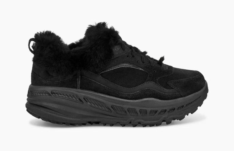 UGG Sneakers CA805 X BEARS Black アグ スニーカー ベアーズ ブラック