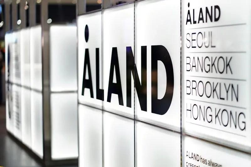 aland store global エーランド 店舗 グローバル