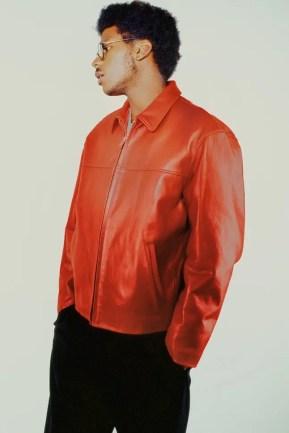 supreme 2020fw week4 シュプリーム 秋冬コレクション wearing jkt red front