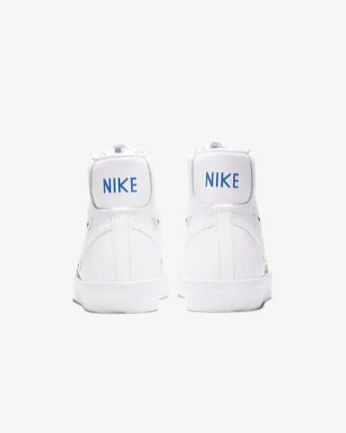 """ナイキ ウィメンズ ブレーザー ミッド '77 SE """"シスターフッド""""Nike WMNS Blazer MID '77 SE """"Sisterhood""""-CZ4627-100-pair-heel"""