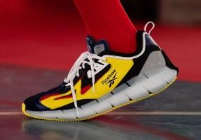 アンガス・ジャン × リーボック ジグ キネティカ コンセプト タイプ2 Paris Fashion Week Yellow
