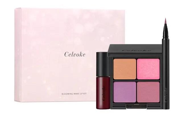 Celvoke Christmas Cosmetics 2020 Makeup Set B セルヴォーク クリスマス コフレ