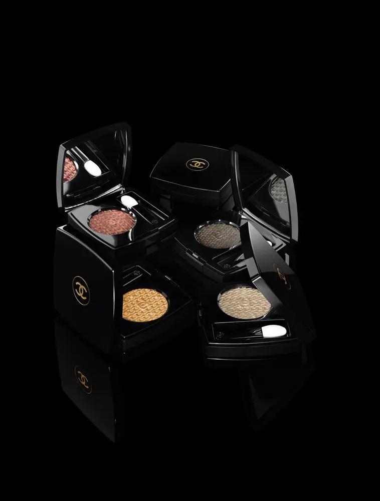 Chanel Christmas Cosmetics 2020 EyeShadow シャネル クリスマス コフレ 2020年 アイシャドウ