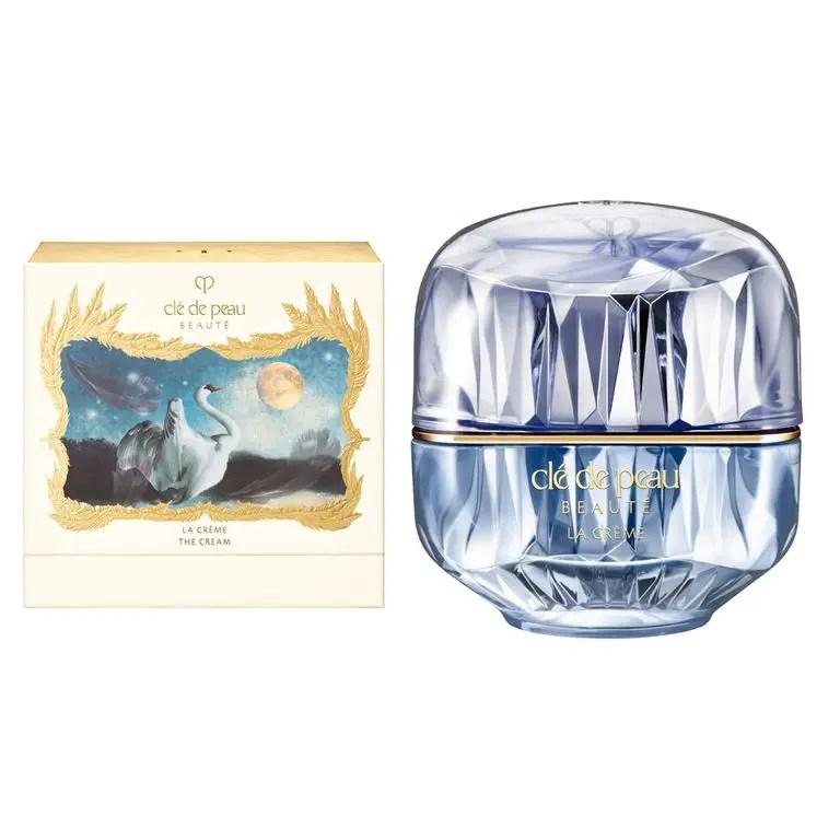 Clé de Peau Beauté Christmas Cosmetics 2020 La Creme クレドポーボーテ クリスマス コフレ