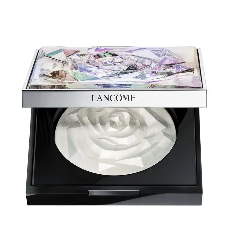 Lancome Christmas Cosmetics 2020 Rose Highlighter ランコム クリスマス コフレ