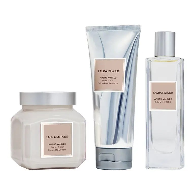 Laura Mercier Christmas Comsmetics Bodycare Set ローラ メルシエ クリスマス コフレ