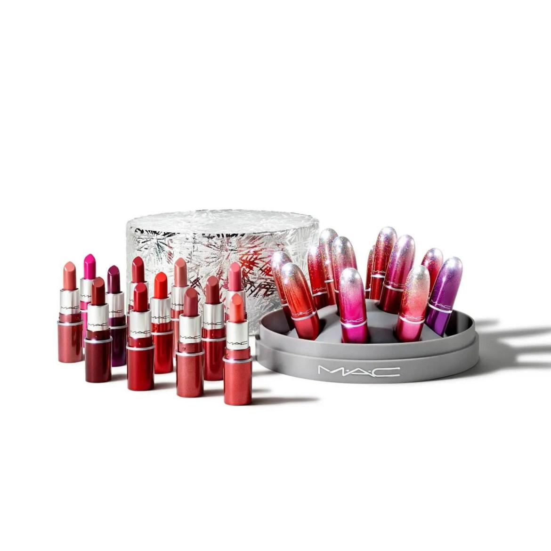 MAC Christmas Cosmetics 2020 Lip set マック クリスマス コフレ