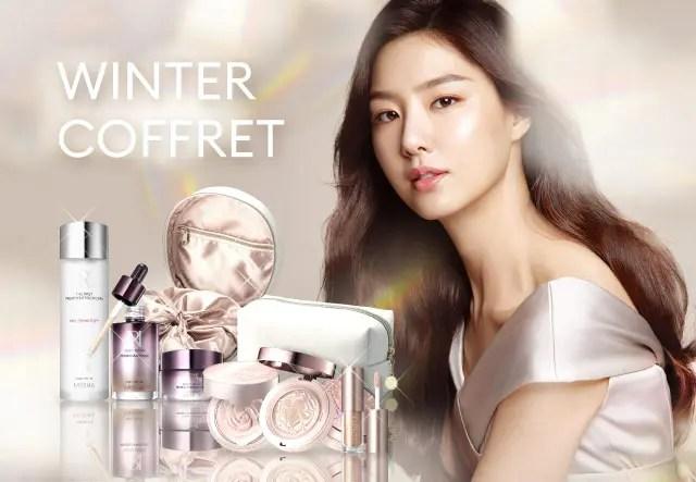 ミシャ クリスマス コフレ 韓国コスメ MISSHA Korean Cosmetics Christmas Holiday Collection 2020
