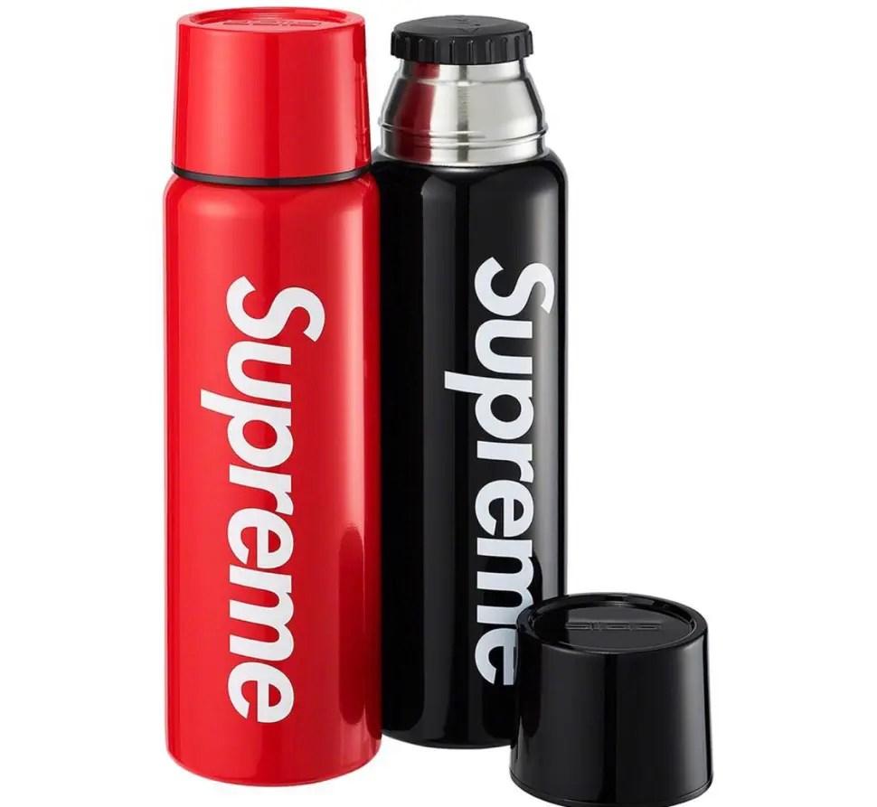 Supreme 2020fw week9 Supreme SIGG Vacuum Insulated 0.75L Bottle シュプリーム 2020年 秋冬 新作 コラボ ボトル