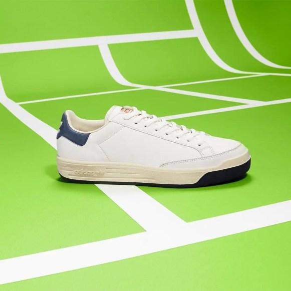 adidas Consortium Rod Laver Leather Pack 4 colors アディダス コンソーシアム ロッド レイバー レザー パック smooth side