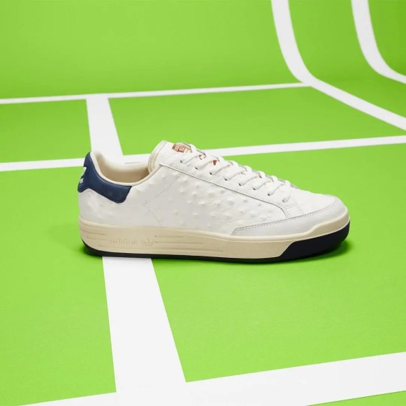 adidas Consortium Rod Laver Leather Pack 4 colors アディダス コンソーシアム ロッド レイバー レザー パック ostrich