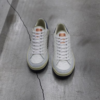 adidas Consortium Rod Laver Leather Pack 4 colors アディダス コンソーシアム ロッド レイバー レザー パック ostrich front