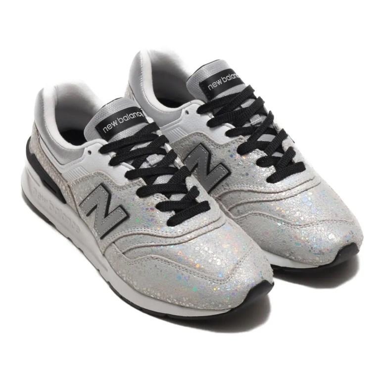 ニューバランス CW997HCF シルバー New Balance-silver-pair