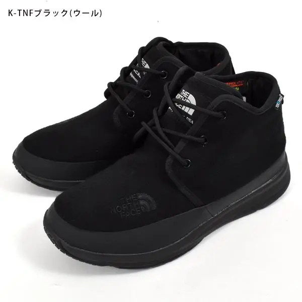 THE NORTH FACEヌプシ チャッカ ブーツ snowday-ladies-sneaker-style-he-north-face-chukka