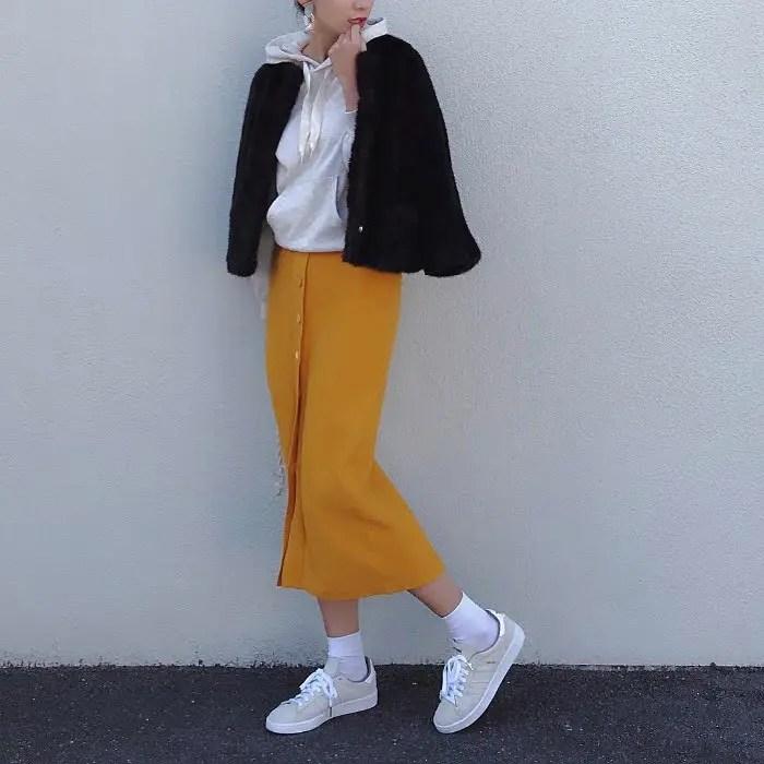 白スニーカー×白い靴下 socks_sneakers_style_ideas-white-snealers-white-sox