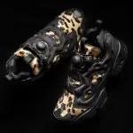 リーボック インスタポンプフューリー アニマル パック レオパード ヒョウ柄 Reebok Instapump Fury Animal Pack FY4724 close pair square