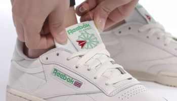 リーボック クラブ C 85 ウィメンズ スニーカー レディース 人気 Club_C_85_Model_Vintage_Women's_Shoes_White_BS8242-featured-image