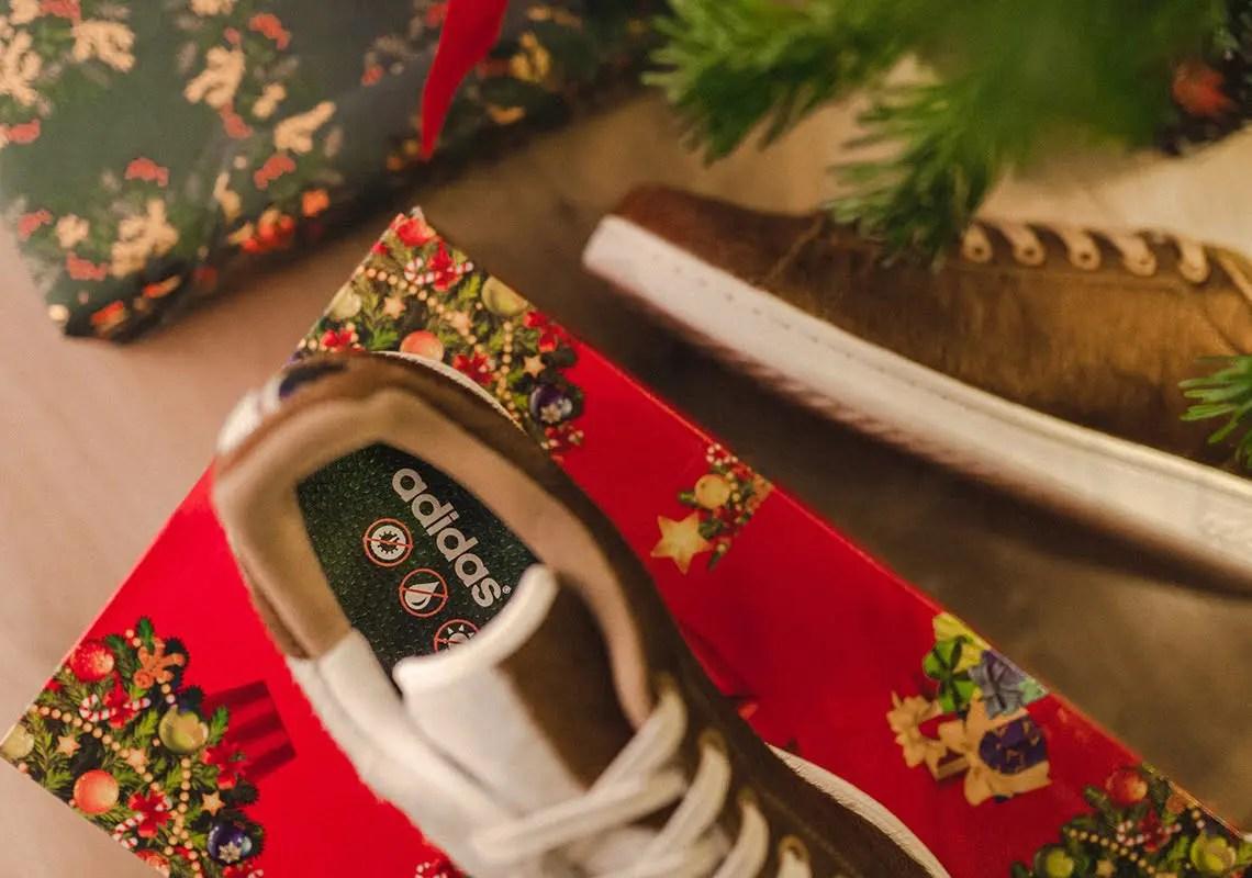"""グレムリンズ x アディダス スタンスミス """"クリスマスモンスター""""-adidas-originals-stan-smith-christmas-monster-s42669-gremlins-mogwai-furry-hairy-xmas-look"""