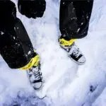スニーカー シューズ 冬 氷 雪 Sneaker-Shoes-for-winter-ice-snow