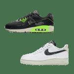 """ナイキ エア マックス 90 M2Z2/ エア フォース 1 07 SE """"リサイクルウール"""" Nike-Air-Max-90-M2Z2-Air-Force-1-07-SE-Recycled-Wool-eyecatch"""