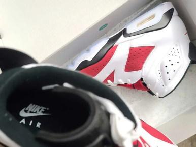 """ナイキ エア ジョーダン 6 """"カーマイン""""-Nike-2021-Air-Jordan-6-Carmine-CT8529-106-main detail"""