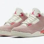 """ナイキ ウィメンズ エア ジョーダン 3 """"ラストピンク"""" Nike-Air-Jordan-3-Rust-Pink-CK9246-600-pair"""