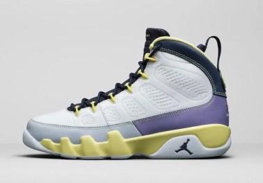 """ナイキ エア ジョーダン 9 ウィメンズ """"チェンジ ザ ワールド"""" Nike-Air-Jordan-9-Change-The-World-Cactus-Flower-CV0420-100-side3"""