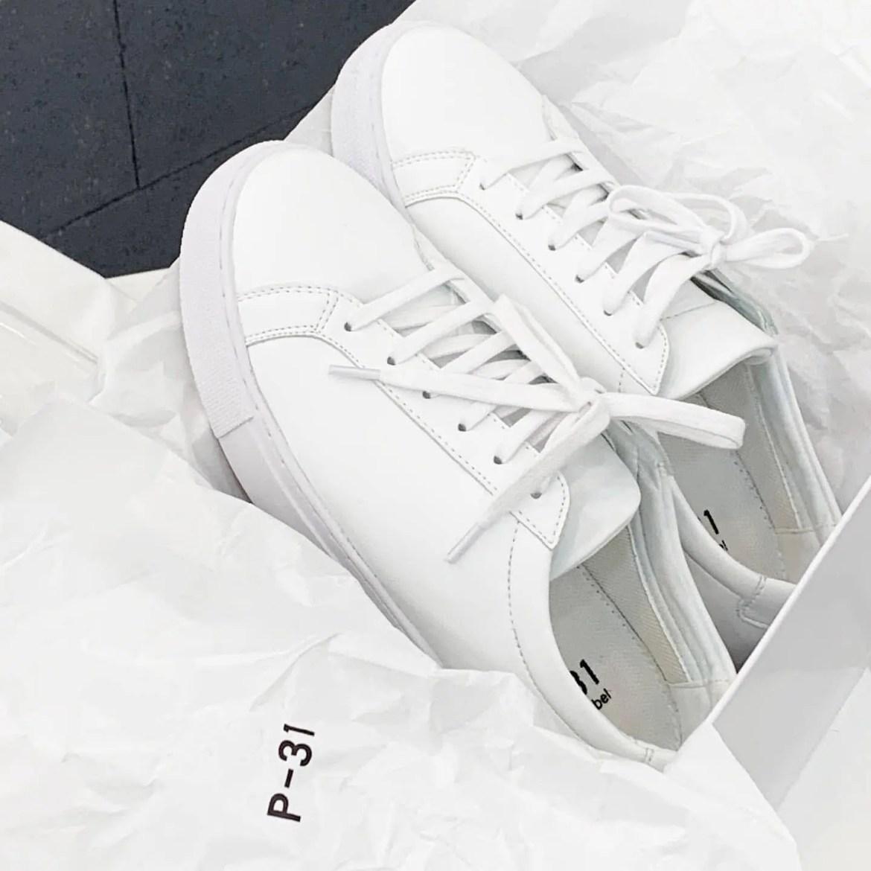 韓国 スニーカー ブランド 人気 P-31 Korean-Sneakers-Brand-P-31